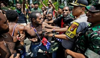 Indonesia deploys thousands of troops to Papua region to quell protests
