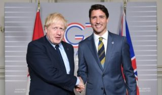 Tensions rise at 1st day of G7 summit