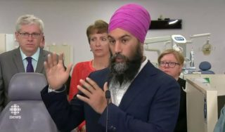 Jagmeet Singh on the campaign trail | Day 8
