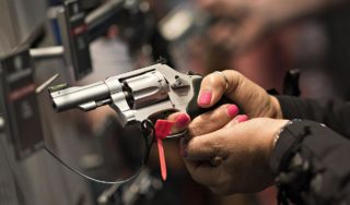 Justice Department circulating proposal to expand background checks