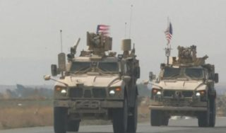 American forces continue withdrawal from northern Syria