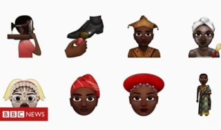Meet the student who has created African emojis