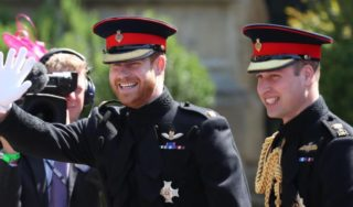 Prince Harry addresses relationship with Prince William