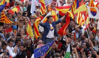Pro-separatists stage new Barcelona rallies