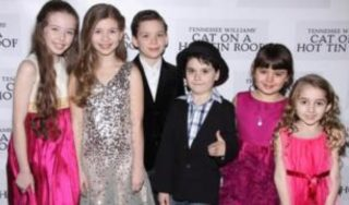 Broadway pays tributes to Laurel Griggs, 13, who dies of asthma attack