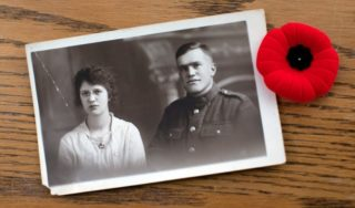 Canadian war bride's story shared by her granddaughter