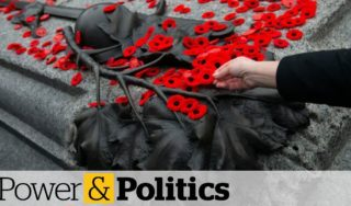 'It's a long time ago but the memory is fresh,' says WW II veteran   Power & Politics