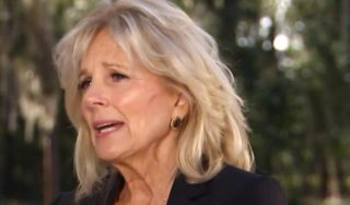 Jill Biden's message to Donald Trump: 'Stop it. My husband's going to beat you'