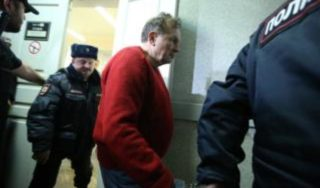 Russian historian found with body parts accused of murder
