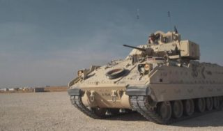 U.S. forces ramp up firepower in Syria