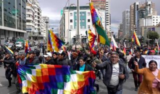 U.S. orders family of government employees to leave Bolivia
