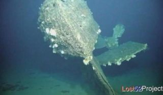 """WWII sub missing for 75 years is discovered: """"We just found 80 men"""""""