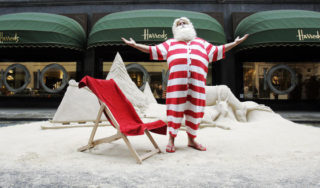 You'll have to spend $2,500 to visit this store Santa