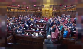 British government in Brexit defeat over EU citizens' rights in House of Lords