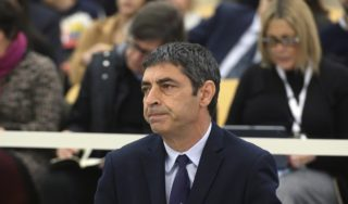 Former Catalonia police chief on trial for role in independence bid