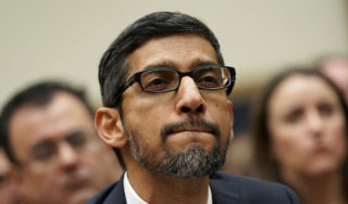 """Google CEO: AI's """"negative consequences"""" need regulating"""