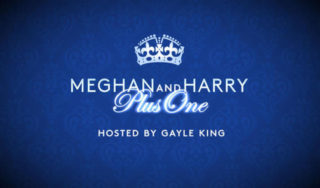 """""""Meghan and Harry Plus One:"""" A CBS News Special hosted by Gayle King"""