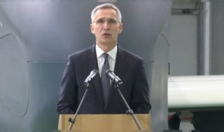 Watch: NATO is 'united and adaptable' says Jens Stoltenberg