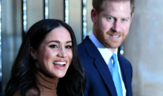 What Harry and Meghan's non-royal future may look like