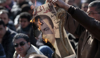 Arab Spring protesters reflect on Hosni Mubarak's legacy