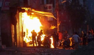 Deadly riots rock Delhi for days as religious groups clash in Indian capital