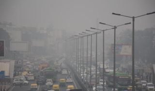 India has 21 of the world's 30 most polluted cities, new report says