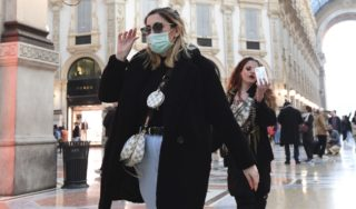 Italy struggles with virus 'that doesn't respect borders'