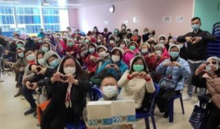 Largest face mask maker in U.S. can't keep up with coronavirus demand