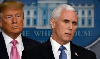 Trump names VP Pence man in charge of coronavirus response