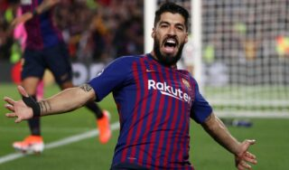 Suarez accused of cheating Italian citizenship language exam