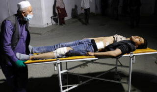 Deadly suicide bombing hits Kabul educational centre