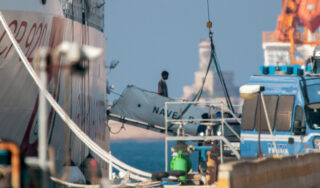 EU border agency 'involved in illegal pushbacks' of migrant boats