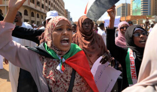 'Ignition of new war:' Sudan political parties reject Israel deal