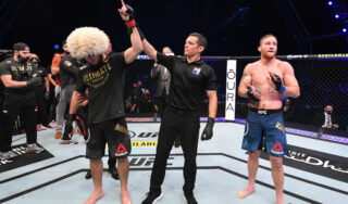 In Pictures: Khabib Nurmagomedov, the undefeated MMA champion