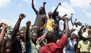 Nigeria clashes trigger global movement against police brutality