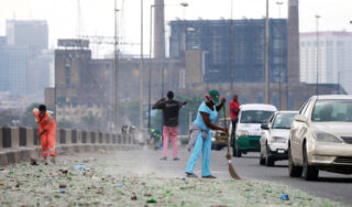 Tense calm in Nigeria after days of unrest