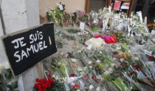 Four more students charged over murder of French teacher Samuel Paty