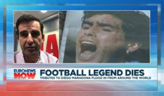 Maradona 'enjoyed being described as a villain', says journalist who knew him