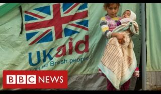 UK government cuts overseas aid – breaking election promise – BBC News