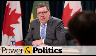 When will vaccines arrive in Canadian communities? Sask. premier asks