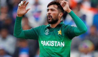Pakistan's Amir to play for London Spirit in debut Hundred event