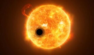 """Super puff"" exoplanet is as big as Jupiter but 10 times lighter"