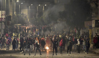 Tunisian youth vow to continue protests amid economic woes