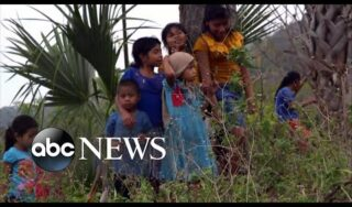 Central American drought creates climate change refugees