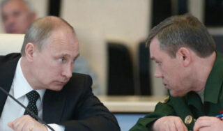 Election hacks tied to strategy developed by Russian general?