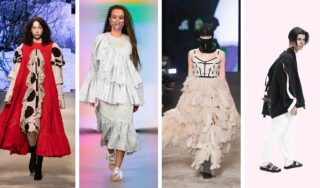 Four unusual Russian designers at Mercedes-Benz Fashion Week Russia