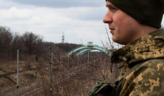 How war is making water a scarce resource in eastern Ukraine
