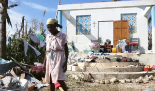 Hurricane Matthew's death toll rises in Haiti