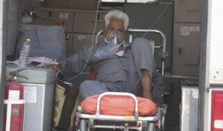 India hospital fire kills 13 as nation struggles with oxygen shortage