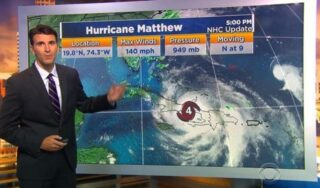 Will Hurricane Matthew affect U.S.?